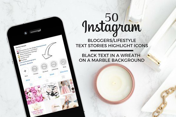 BLOGGER LIFESTYLE Instagram Icon