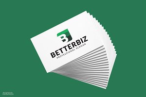 Better Biz B Logo