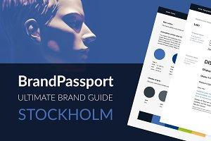 Ultimate Brand Guide Kit STOCKHOLM