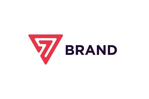 Number Seven Logo