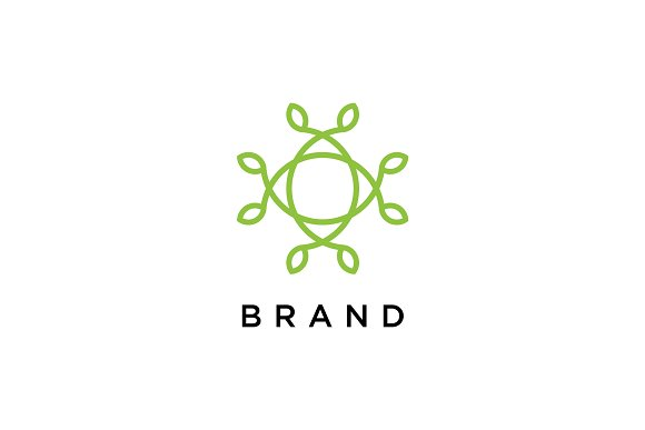 Natural Absract Logo