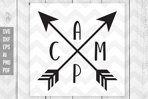 Camp svg,dxf,ai,png,eps,pdf