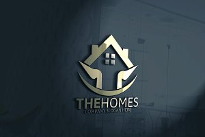 The Home Logo