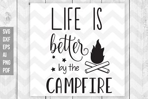 Camping svg,dxf,ai,png,eps,pdf