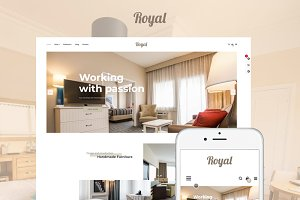 Ap Royal Responsive Prestashop 1.7.3
