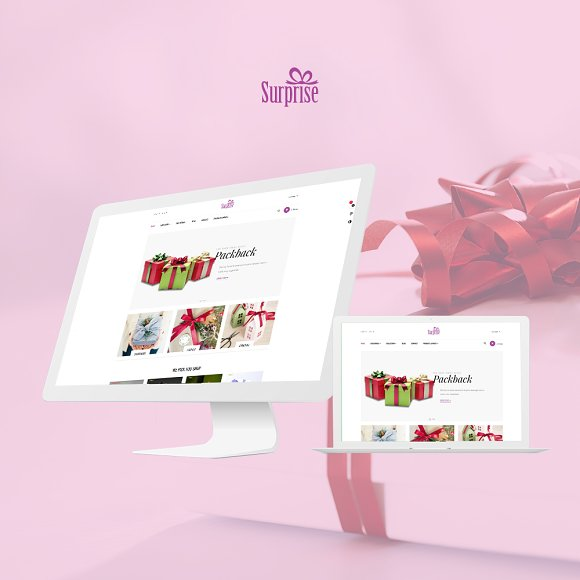 Ap Surprise Prestashop 1.7.3.x Theme
