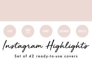 42 Bold Word Instagram Highlights
