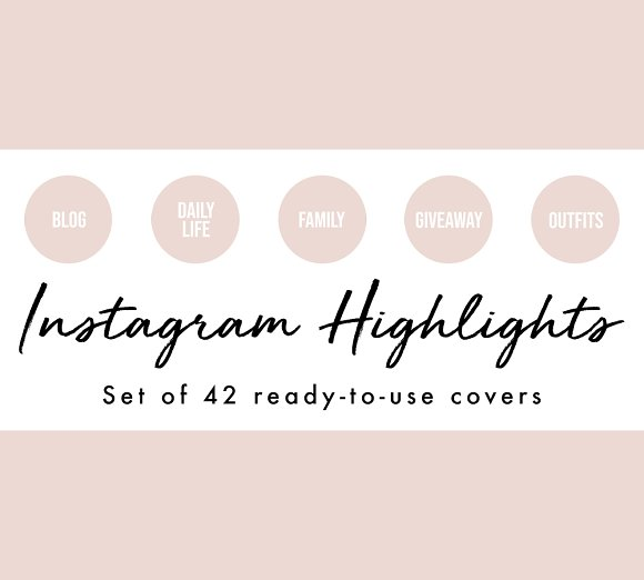 42 Bold Word Instagram Highlights