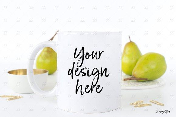 Mug Styled Mockup