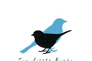 Two Little Birds Logo