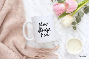 Mug styled mockup image