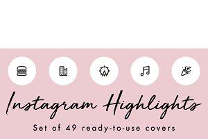 49 Minimal White Instagram Covers