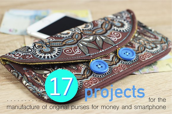 17 Purses Projects For Sewing
