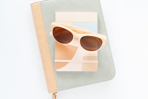 Styled Stock - Planner & Sunglasses