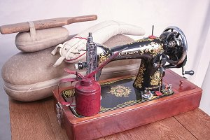 Vintage Fashion Equipment