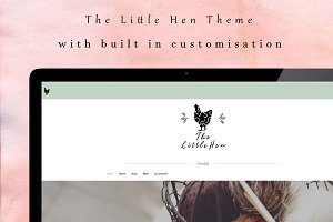 Little Hen Blog Theme