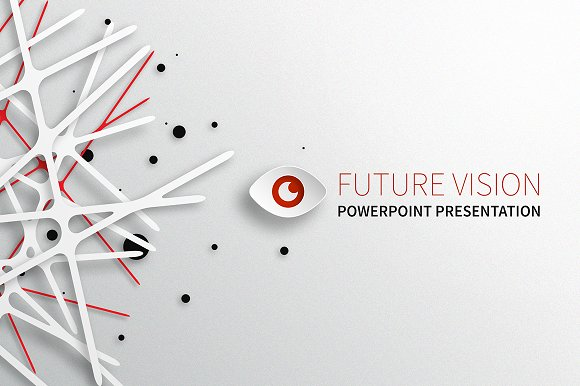 Future vision powerpoint template presentation templates future vision powerpoint template presentation templates creative market toneelgroepblik Choice Image