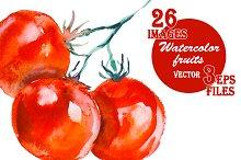 Vegetables, healthy food.