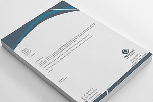 Letterhead with word Docx