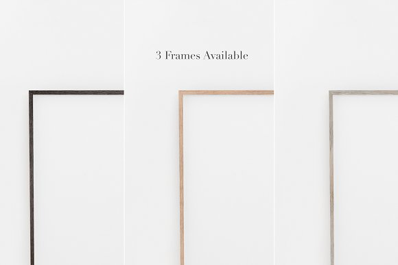 Mockup Frame Customizable 1x1 Ratio in Graphics - product preview 1