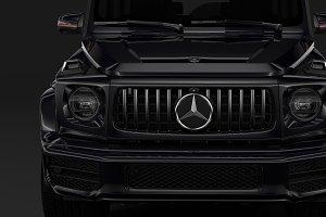 Mercedes AMG G 63 Edition1 W464 2019