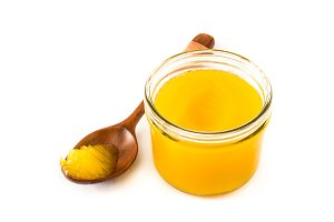 Ghee or clarified butter
