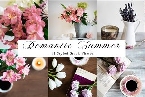 Stock Photos - Feminine & Moody