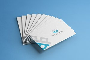 Well Studios Business Card