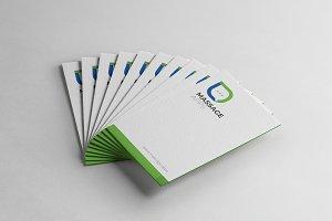 Massage Apps Business Card
