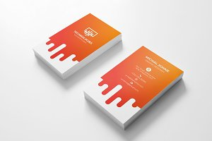 Technology Business Card