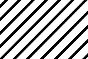 Black striped lines texture on white background. Seamless pattern background. illustration.