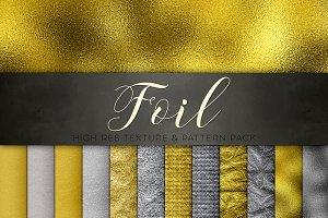Foil Texture & Pattern Pack
