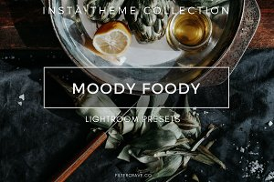 Moody Foody Lightroom Presets
