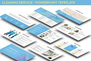 Cleaning Service Powerpoint Template