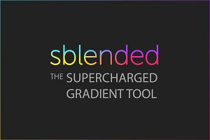 Sblended: Supercharged Gradient Tool