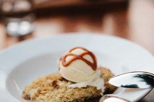 Dessert Crumb Cake