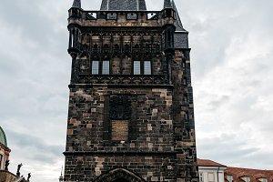 Old Town Bridge Tower in Charles Bridge