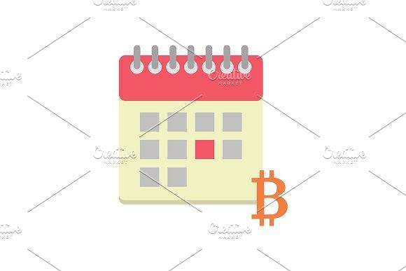 Calendar With Bitcoin