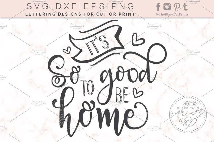 Welcome To Our Home Svg Dxf Png Eps Pre Designed Photoshop Graphics Creative Market