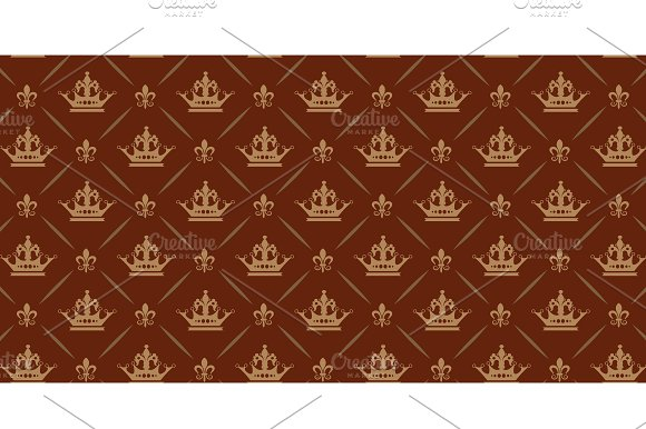 Brown Royal Wallpaper