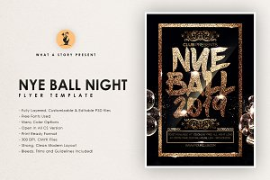 NYE Ball Night