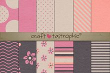 Sweet September Girl paper pack