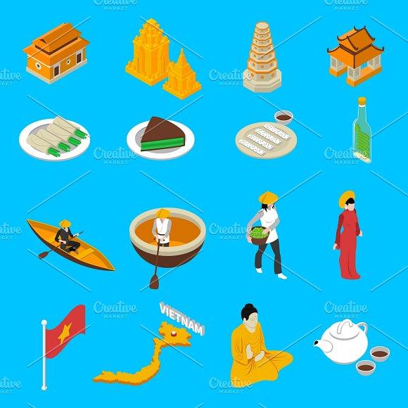 Vietnam National Cultural Symbols