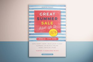 Summer Sale Flyer Vol. 02