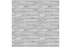 Seamless texture vintage brick wall