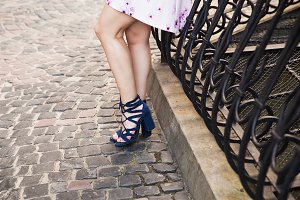 Shoes street fashion outfit