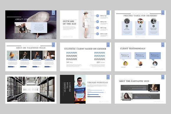 Haluiva Pitch Deck Powerpoint  in PowerPoint Templates - product preview 1
