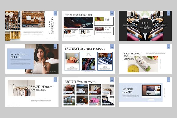 Haluiva Pitch Deck Powerpoint  in PowerPoint Templates - product preview 2