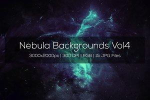 Nebula Backgrounds Vol4