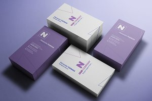 Business Card Mock-Up 14